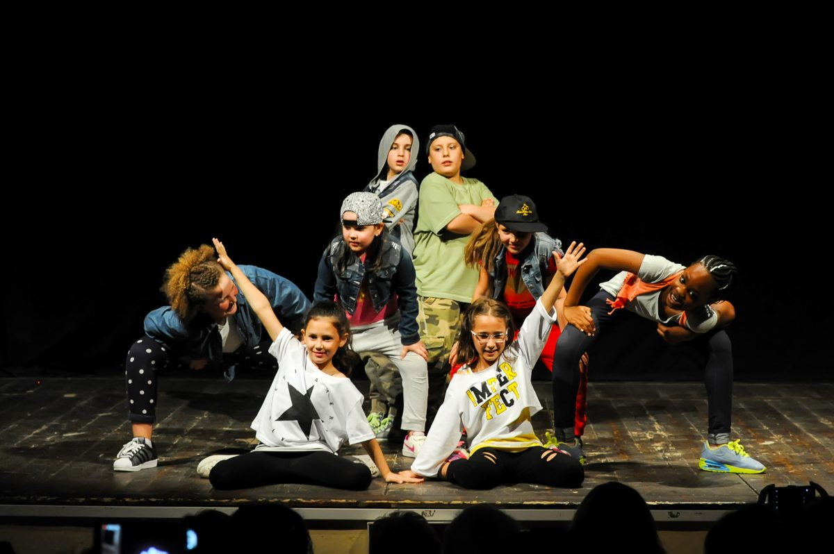 Hip Hop – Break Dance